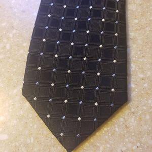 100% silk Clubroom tie 👔